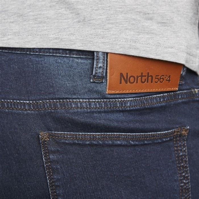 North 56°4 stretch WENDELL L30, blue used wash