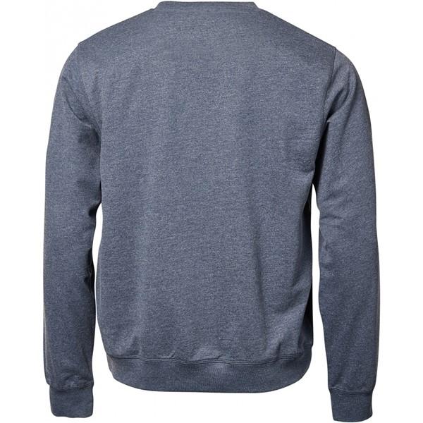 North 56°4 sweatshirt N56°4, blauw melange