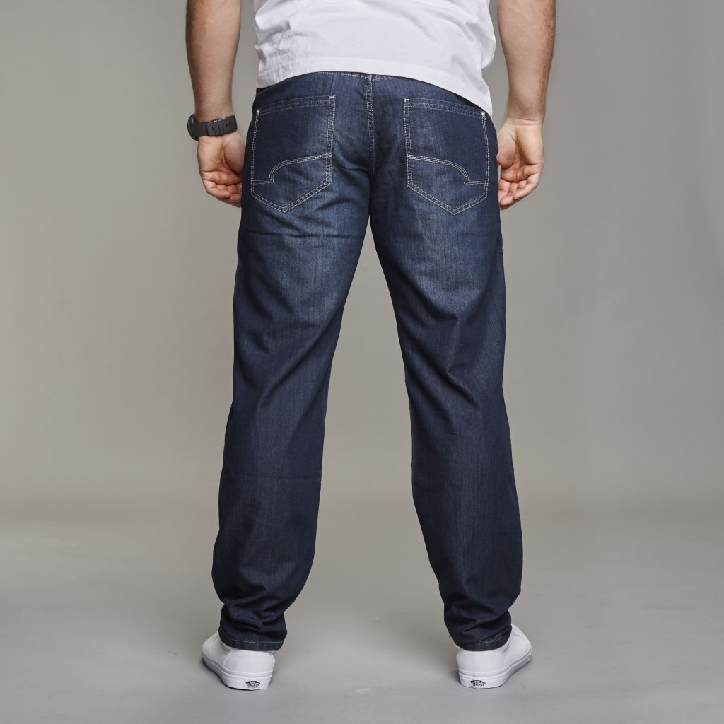 North 56°4 zomer jeans Mick L34, blue wash