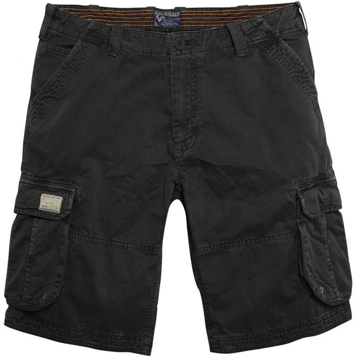 North 56°4 cargo shorts, zwart