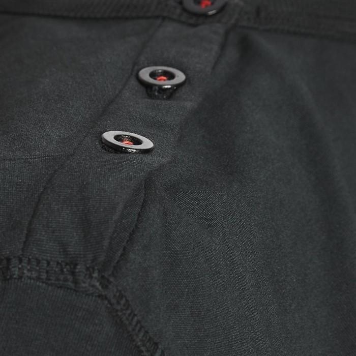 Replika Crew neck sweater Vintage Denim, zwart