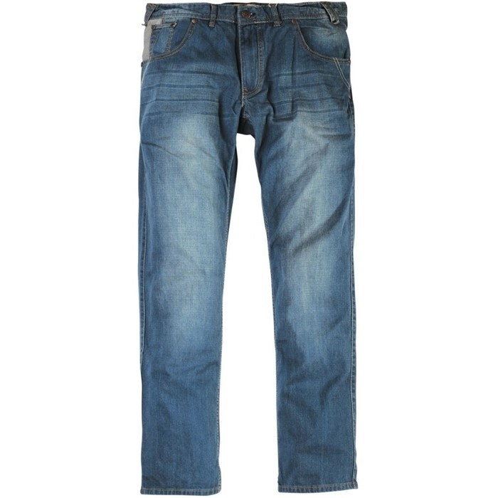 Replika jeans MICK (Eef) L34, washed blue