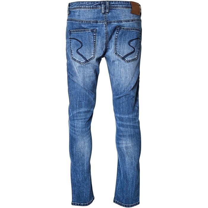 Replika Jeans model Axel L34, blue used wash