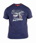 T-shirt 'Surf Seekers', navy