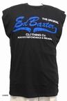 Muscle shirt 'Original Ed Baxter', zwart