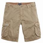North 56°4 cargo shorts, sand