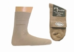 Panther Comfort sokken set van 2, bruin beige