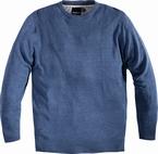 North 56°4 pullover, denim blauw