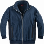North 56°4 softshell jack, navy blauw