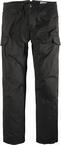Replika Cargo broek Mick m. stretch L35, zwart