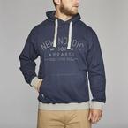 North 56°4 hooded sweater, navy blauw