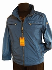 Redpoint zomerjas Longjacket RUSTY, old blue