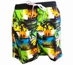 Zwemshorts Beach, kleurenmix
