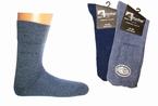 Panther Comfort sokken set van 2, jeans blauw