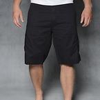 North 56°4 Shorts m. stretch Icons, zwart