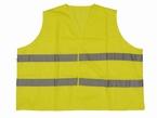 Fluoriserend geel veiligheidsvest - 6XL