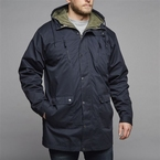 North 56°4 3-in-1 winterparka (met binnenjas), navy