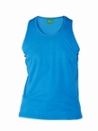 DUKE Tank top, blauw