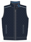 Meantime bodywarmer met rits, navy