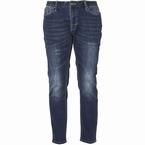 Replika Jeans stretch JOHN L32, blue used wash
