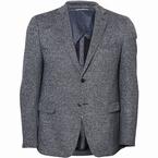 North 56°4 Casual blazer jasje, grijs/navy