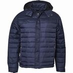 North 56°4 Quilted winterjack, 2-tone navy