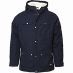 Replika Winterparka 3/4 lang, navy blue