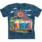 T-shirt Batik Tour Bus