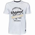 Replika T-shirt 'Original', wit