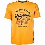 Replika T-shirt 'Original', maisgeel