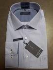 Casa Moda strijkvrij Comfort Fit overhemd, blauw