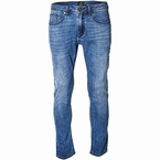 Replika Jeans model Axel L32, blue used wash