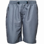 North 56°4 Zwemshorts, grey melange