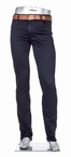 Alberto 5-pocket Regular Slim Fit T400 stretch L34, navy