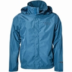 North 56°4 outdoor regenjack 3000mm, petrol blauw