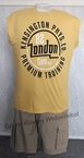 Redfield tanktop 'London 82', maisgeel