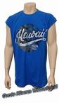 Redfield tanktop 'Marine', cobalt blauw