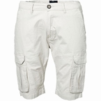 North 56°4 Cargo shorts met stretch, stone