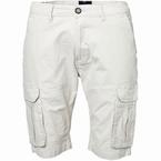 North 56°4 Cargo shorts met stretch, stone