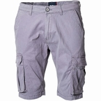 North 56°4 Cargo shorts met stretch, antraciet