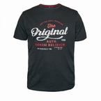 Replika t-shirt 'The Original', zwart