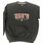North 56°4 sweatshirt N56°4, navy blauw