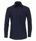 Casa Moda strijkvrij Comfort Fit overhemd LM, navy