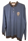 Kitaro Polo sweater LM Northern Isles, navy