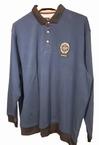 Kitaro Polo sweater LM Northern Isles, navy