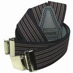 Bretels in Y-vorm met strepen