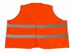 Fluoriserend oranje veiligheidsvest