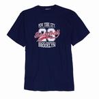 Adamo T-shirt BRKLN Basketball, navy