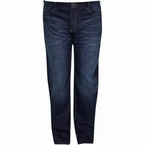 North jeans m. stretch RINGO L34, blue used wash