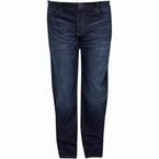 North jeans m. stretch RINGO L34, blue used wash